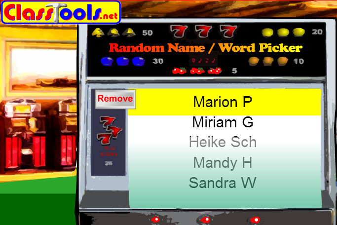 Gewinner Marion P