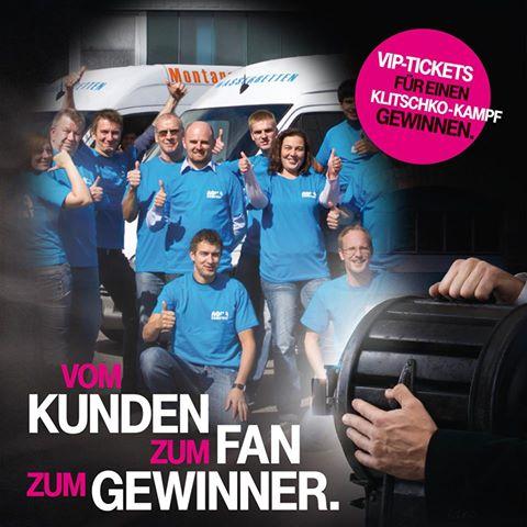 Klitschko-Promotion