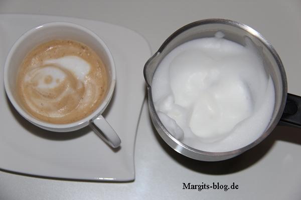 Severin Induktions Milchaufschäumer