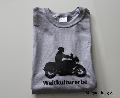 T-Shirt Weltkulturerbe
