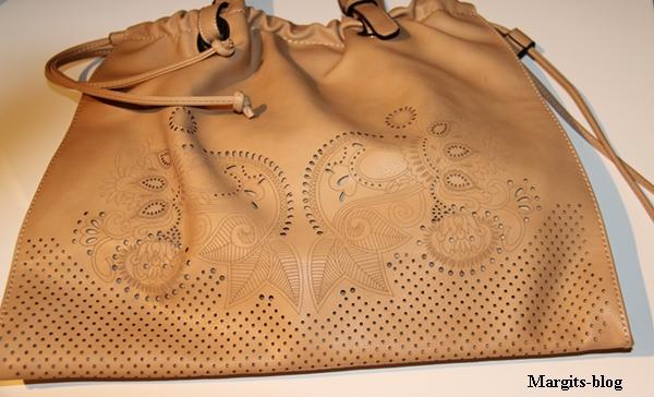 Jepo Handtasche in beige