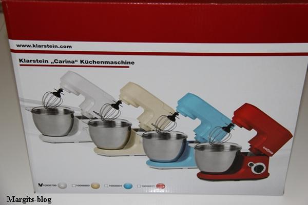 Klarstein Carina Küchenmaschine