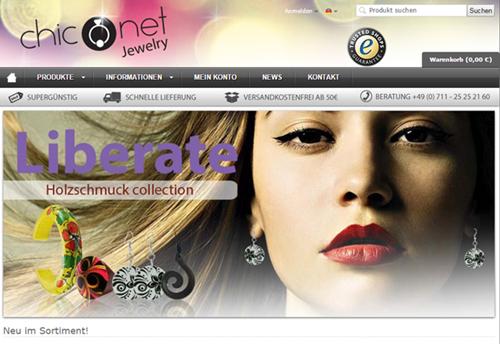 Chic Net Online Shop