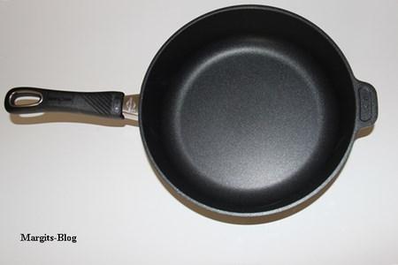 Gastrolux Guss Hochrand Bratpfanne 24cm