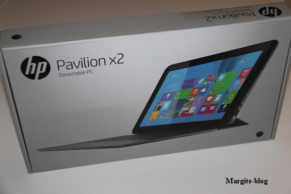 HP Pavilion x2 Detachable PC 1