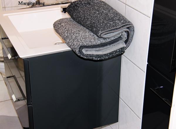 Handtuch Essenza grau70x140