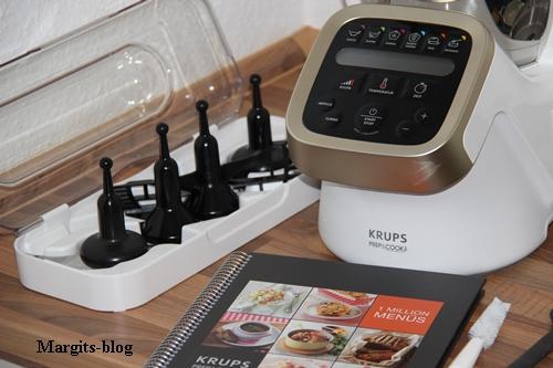 Krups Prep&Cook Aufbewahrung Messer