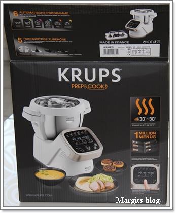 Krups Prep&Cook Verpackung