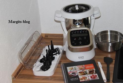 Krups PREP & COOK multifunktionelle Küchenmaschine im Test ...