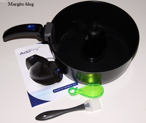 tefal actifry smart xl im test margits lifestyle blog. Black Bedroom Furniture Sets. Home Design Ideas