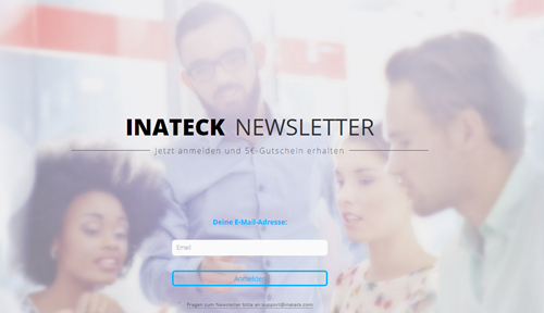 Inateck Newsletter