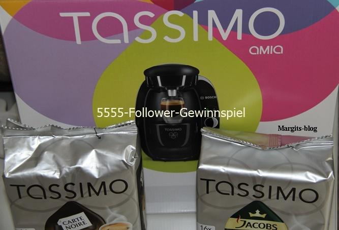 Tassimo Gewinnspiel