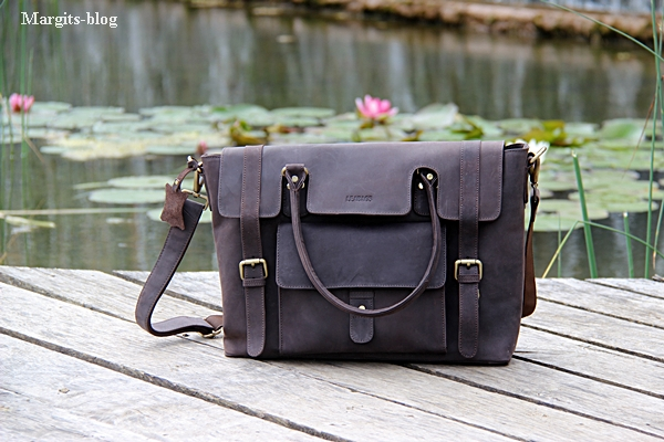 Leabags Handtasche Jersey1