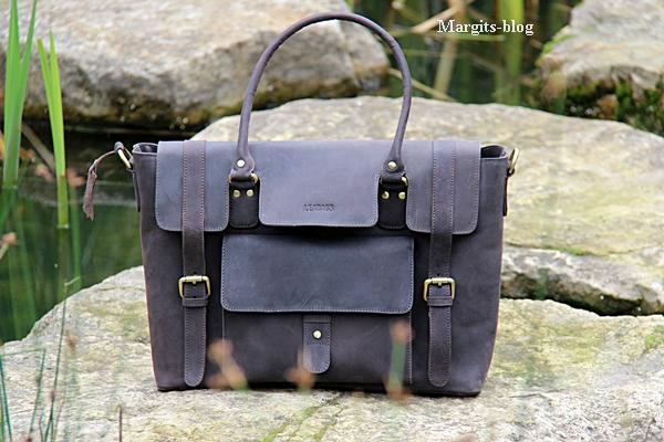 Leabags Handtasche Jersey2