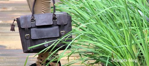 Leabags Handtasche Jersey4