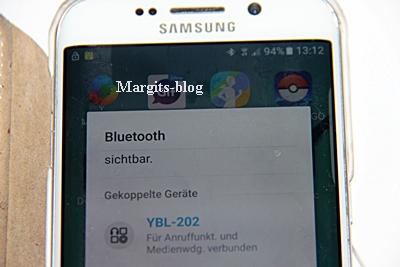 Bluetooth Lautsprecher StilGut2